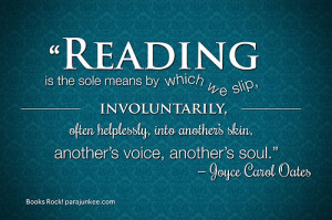 Simply Said: Joyce Carol Oates
