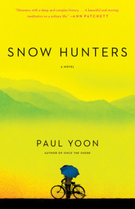 Book Review: Snow Hunters by Paul Yoon